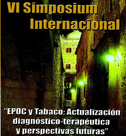 """VI Simposium Internacional """"EPOC y Tabaco"""""""